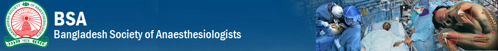 Bangladsh Society of Anasthesiologists