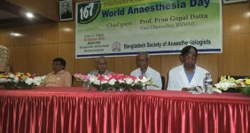 167 World Anaesthesia Day